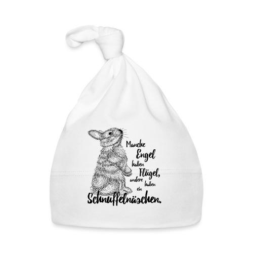 Kaninchen Hasen Zwergkaninchen Engel Liebe - Baby Mütze