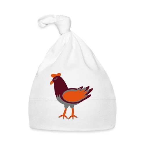 Cock.svg - Cappellino neonato