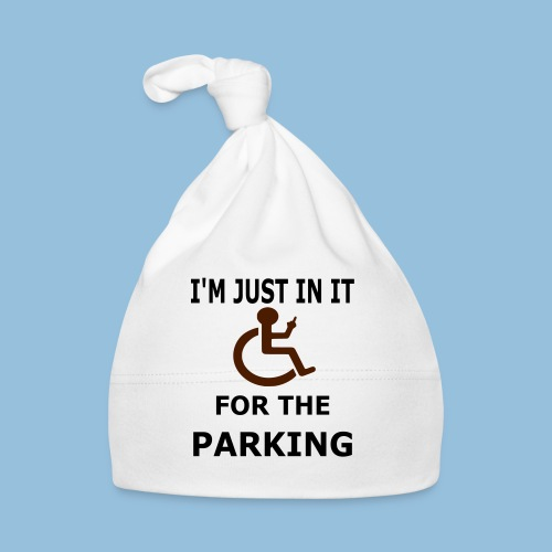 I'm just in it for the parking 006 - Muts voor baby's