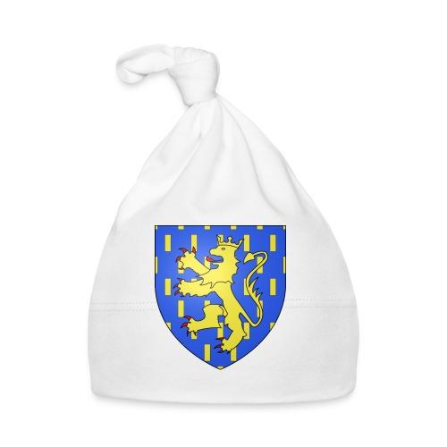 Blason de la Franche-Comté avec fond transparent - Bonnet Bébé