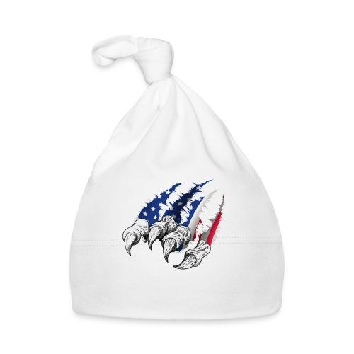 American Flag Claw - Baby Cap