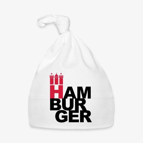 HAMBURGER 2c Hamburg Wappen - Baby Mütze