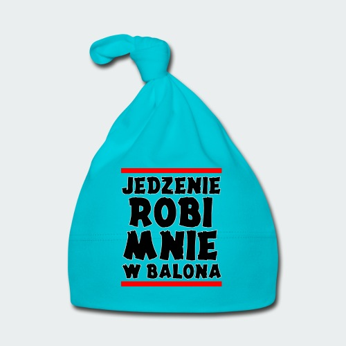 Damska Koszulka Premium JRBWB - Czapeczka niemowlęca