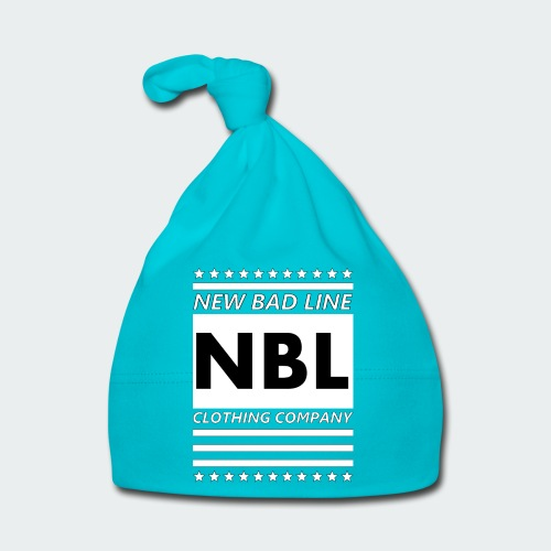 Męska Koszulka Premium New Bad Line - Czapeczka niemowlęca