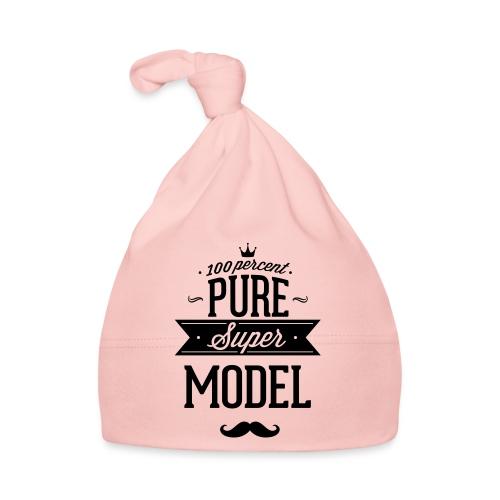 100 Prozent Supermodel - Baby Mütze