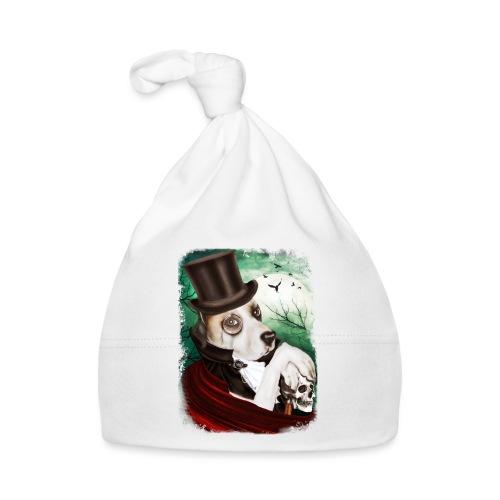 Gothic Dog #1 - Cappellino neonato