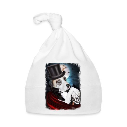 Gothic Dog #2 - Cappellino neonato