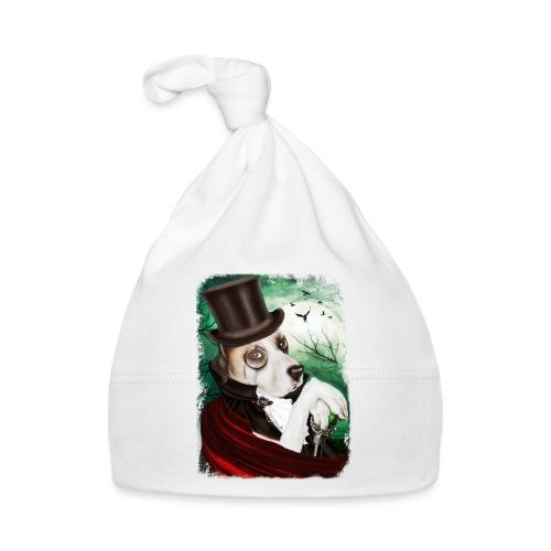 Gothic Dog #3 - Cappellino neonato