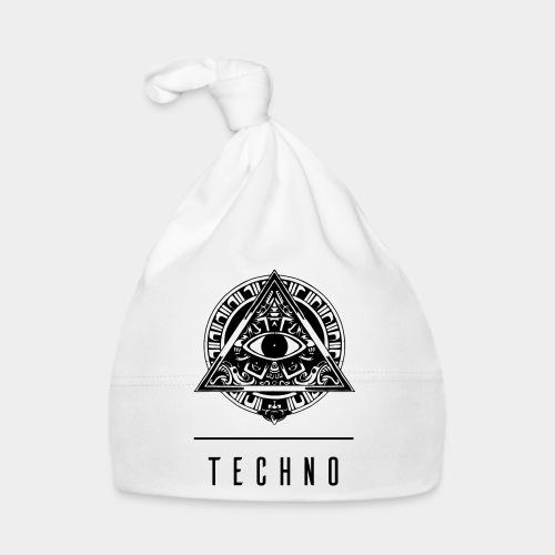 TECHNO EYE - Baby Mütze