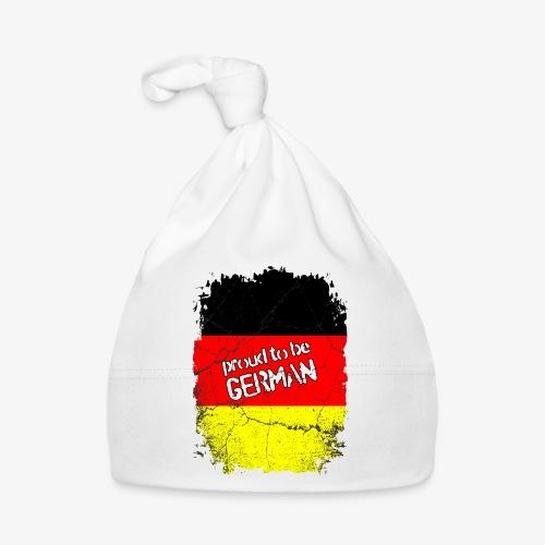 Proud to be german Stolzer Deutscher - Baby Mütze