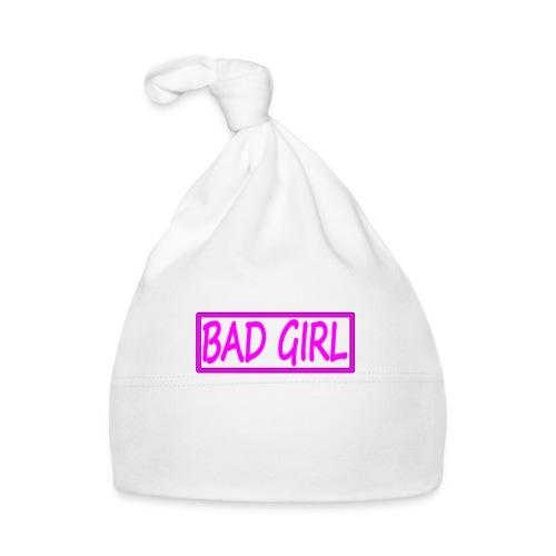 Bad Girl - böses Mädchen - Baby Mütze
