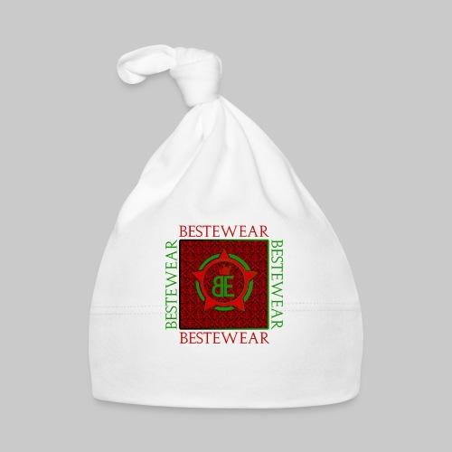 #Bestewear - Royal Line (Green/Red) - Baby Mütze