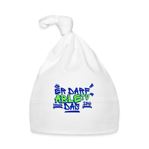 AbleTV Grafitti Logo Marken Shirt (Er Darf Das) - Baby Mütze