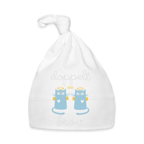 Zwillinge: Doppelt brav - Baby Mütze