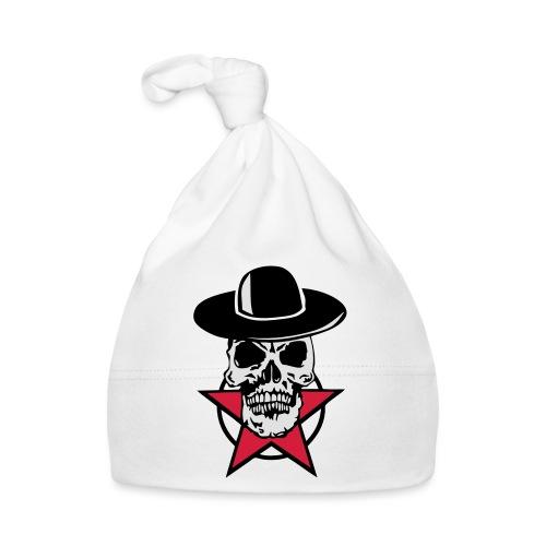 tete mort chapeau skull dead head cercle - Bonnet Bébé