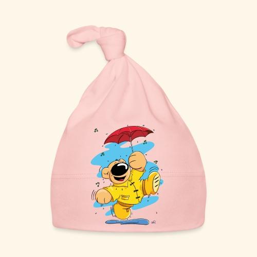 Der Bär tanzt im Regen - Baby Mütze