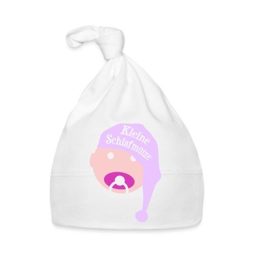 Kleine Schlafmütze Baby Mädchen Geburt Geschenk - Baby Mütze