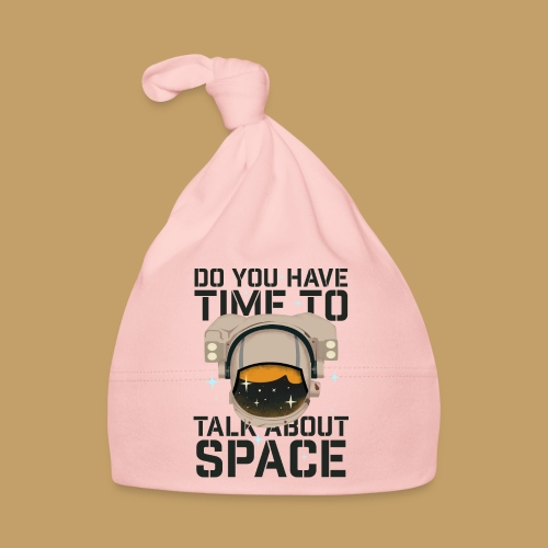 Time for Space - Czapeczka niemowlęca