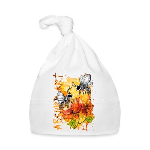 Knochentierchen Bienen - Baby Mütze