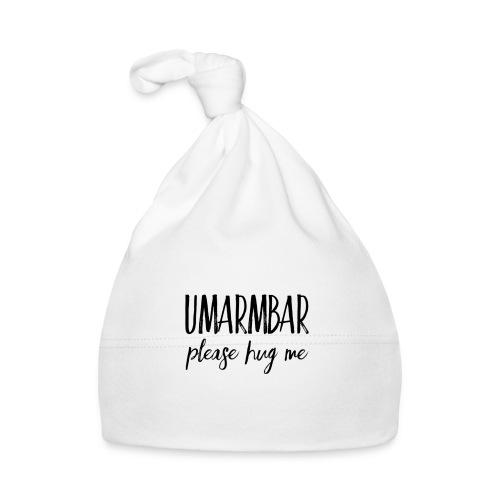 UMARMBAR - please hug me - Baby Mütze