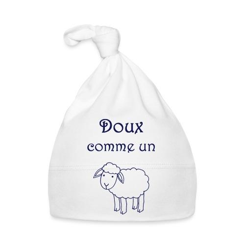 doux-comme-un-agneau-2 - Bonnet Bébé