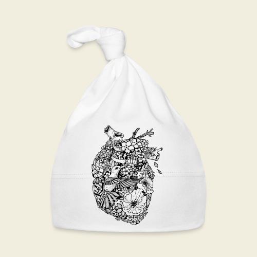 Kolibri Herz - Baby Mütze