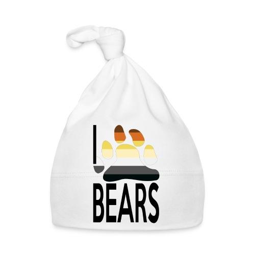 I love bears - Bonnet Bébé