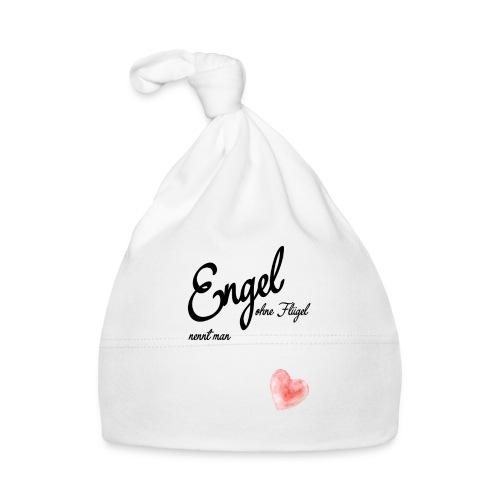 Engel ohne Fluegel nennt man Geschen zum Muttertag - Baby Mütze