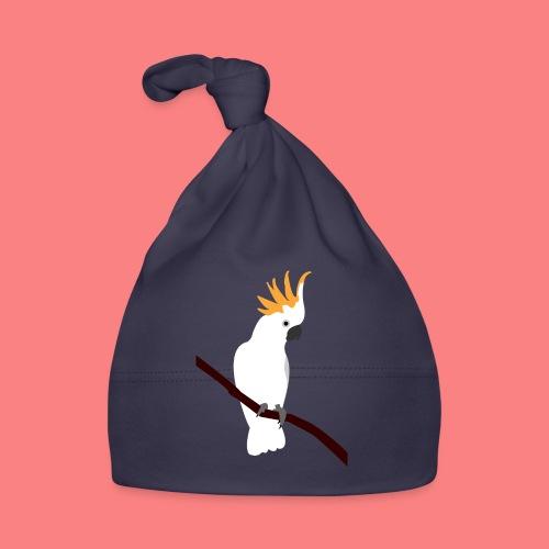 WHITE CACATUA - Cappellino neonato