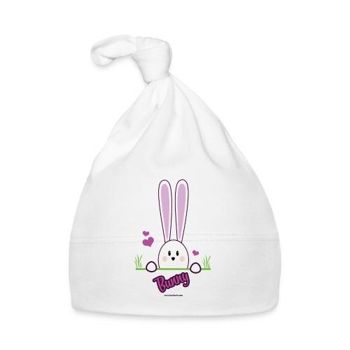 süßes Häschen - Baby Mütze
