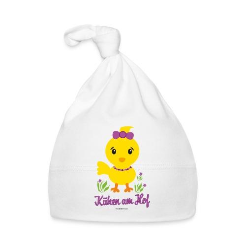 Ostern für kleine Mädchen - Baby Mütze