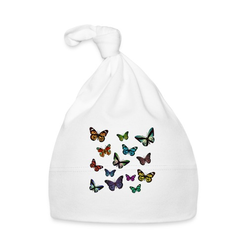 Butterflies flying - Babymössa