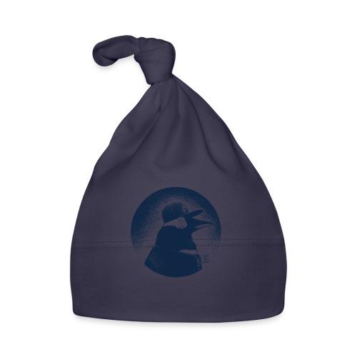 Pinguin dressed in black - Baby Cap