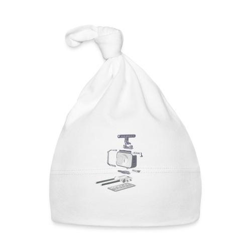 VivoDigitale t-shirt - Blackmagic - Cappellino neonato