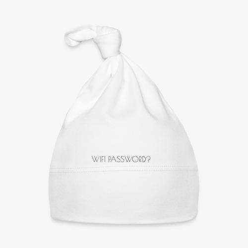 WIFI PASSWORD? - Baby Cap