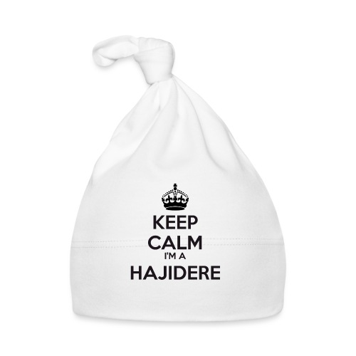 Hajidere keep calm - Baby Cap