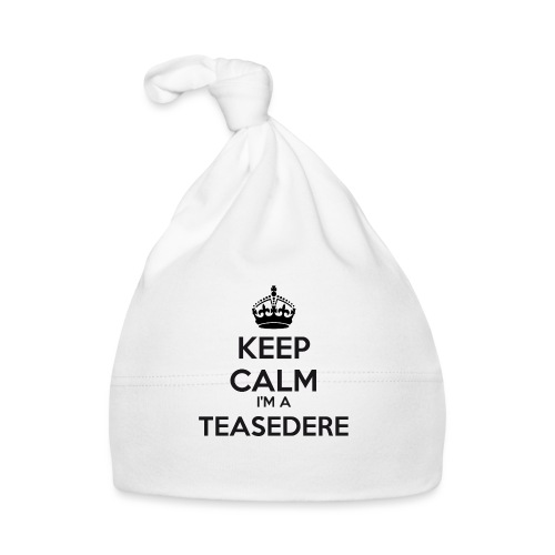 Teasedere keep calm - Baby Cap