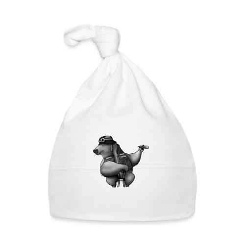 Bear Biker - Baby Mütze