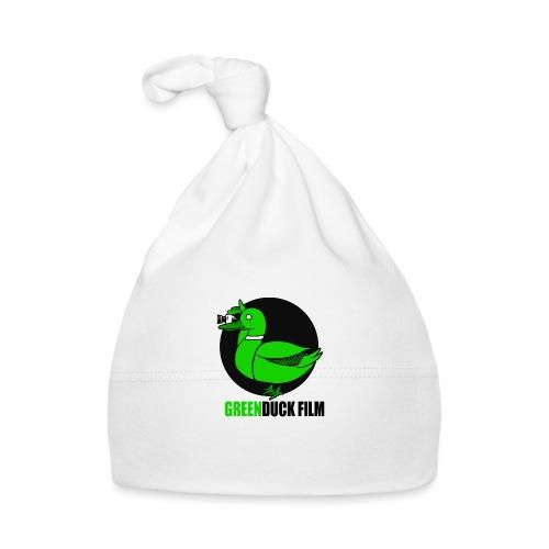Greenduck Film Logo w. black letters - Babyhue