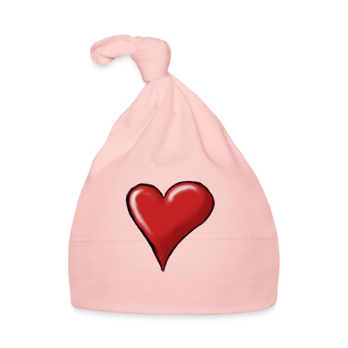 Love (coeur) - Bonnet Bébé