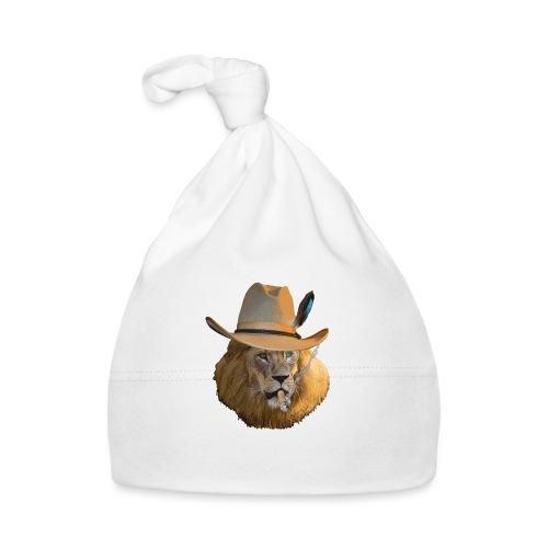 Löwe auf Safari - Baby Mütze