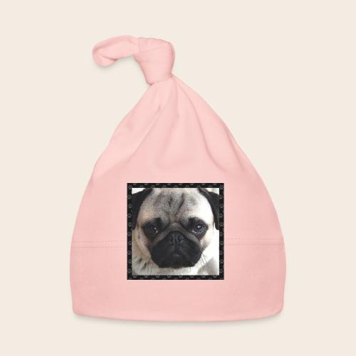 Mops Hund 2 - Baby Mütze