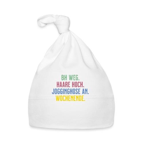 BH weg, Haare hoch.. | Wochenende Shirt - Baby Mütze