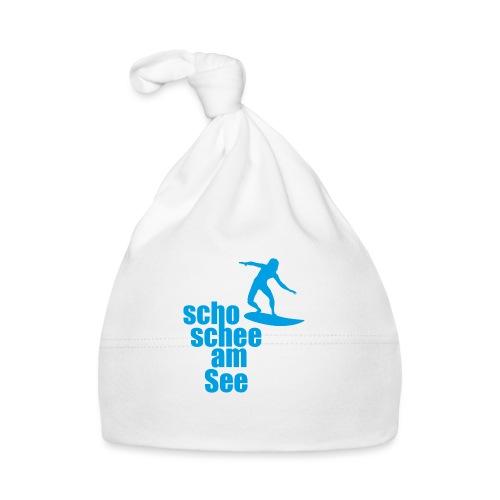 scho schee am See Surfer 04 - Baby Mütze
