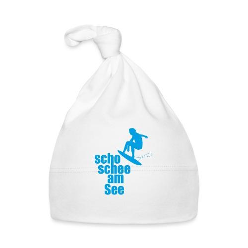 scho schee am See Surfer 01 - Baby Mütze