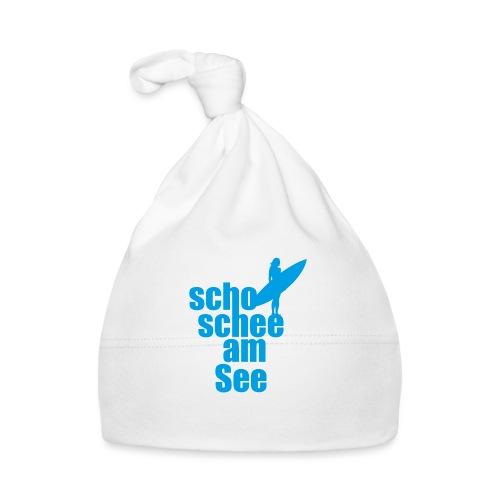 scho schee am See Surferin 02 - Baby Mütze