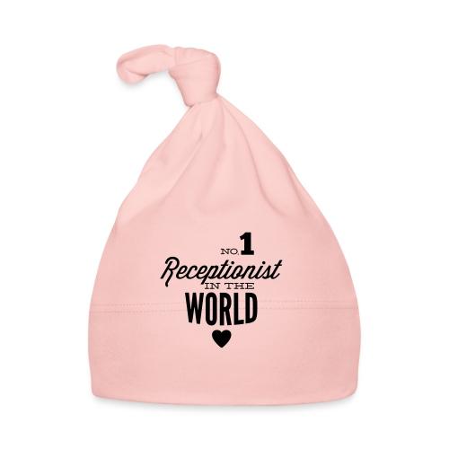 Bester Rezeptionist der Welt - Baby Mütze