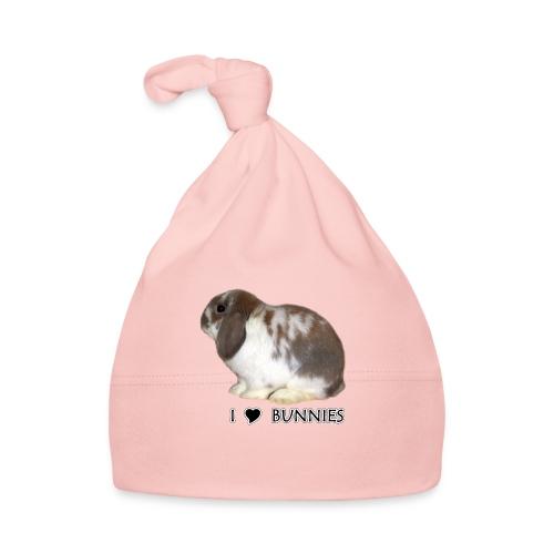 I Love Bunnies Luppis - Vauvan myssy
