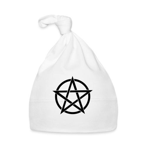 Pentagramme Wicca - Bonnet Bébé