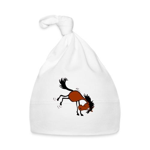buckelndes Pferd - Baby Mütze